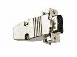KACSA VC015 sub-D connector male 15polig<br />Price per piece