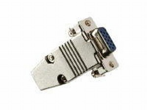 KACSA VC020 sub-D connector female 15polig<br />Price per piece