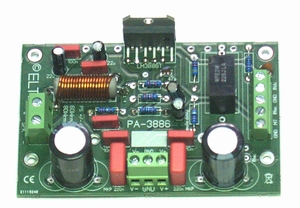 ELTIM PA-3886 ST, 80W Versterker module<br />Price per piece