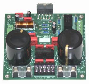 ELTIM PA-3886ps RQ, 80W Versterker module<br />Price per piece