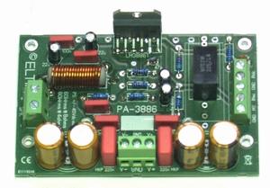 ELTIM PA-3886 FG, 80W Verstärker Modul<br />Price per piece