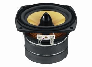 """MONACOR SPH-102KEP,  4"""" High-tech midrange speaker"""