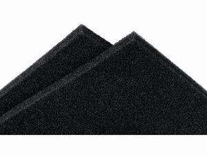 MONACOR MDM-8602,  Acoustic front foam sheet, pair
