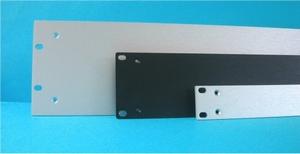 "MODU Pesante (Dissipante) 4mm  19"" aluminium Frontplatte<br />Price per piece"