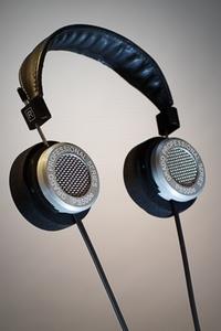 GRADO Professional PS-500E hout/alu hoofdtelefoon<br />Price per piece
