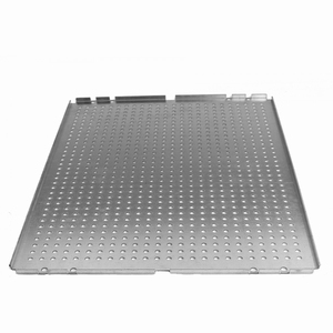 MODU Pesante Dissipante chassisplaat, diepte 360mm<br />Price per piece