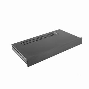 MODU Slimline 1NSL01230N, 10mm  black front, 230mm deep