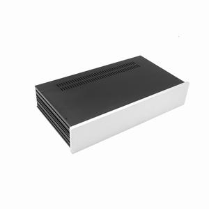 MODU Slimline 1NSL02230B, 10mm zilver front, 230mm diep<br />Price per piece