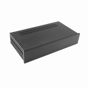 MODU Slimline 1NSL02230N, 10mm  black front, 230mm deep