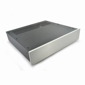 MODU Pesante 1NPS02P400B, 10mm silver front, 400mm deep