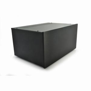 MODU Pesante 1NPS05PN, 10mm  black front, 300mm deep