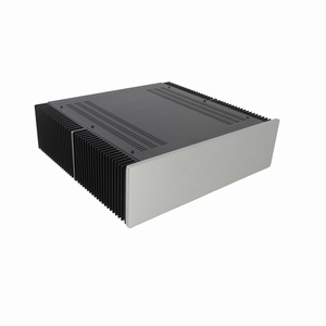 MODU Dissipante 1NPD03400B, 10mm silber Front, Tiefe 400mm<br />Price per piece