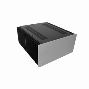 MODU Dissipante 1NPDA05500B, 10mm zilver front, FA, 500mm<br />Price per piece