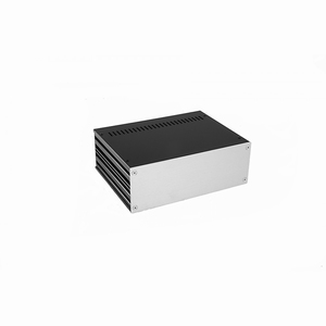 MODU Galaxy Cabinet, 230x170x82mm, silver front<br />Price per piece