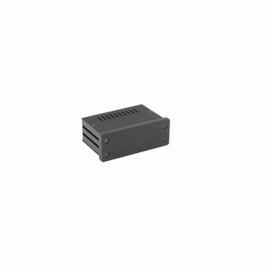 MODU Galaxy 1NGXA140N, 10mm black, Depth 73mm, FA<br />Price per piece
