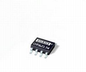 TI OPA2134UA, dual opamp, SO8 Price per piece