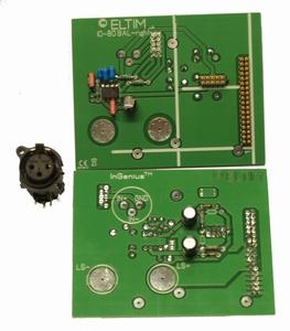 ELTIM IO-80 BAL,anced input/output module, 80x100mm