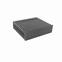MODU Galaxy 1NGX388N, 10mm black, Depth 280mm