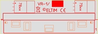 ELTIM VR1-xx, module Voltage Regulator