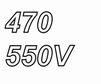 MUNDORF MLGO+, 470uF, 550Vdc, 105ºC, Power Cap