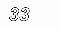 MUNDORF R25, 33Ω,    ±2%, Cement Drahtwiederstand, 25W<br />Price per piece