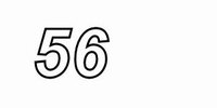 MUNDORF R25, 56Ω,    ±2%, Cement Drahtwiederstand, 25W<br />Price per piece