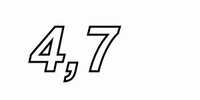 MUNDORF MR5, 4,7Ω, ±2%, MOX Resistor, 5W