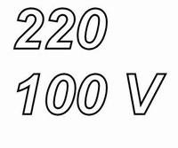 PANASONIC FCA, 220uF/100V electrolytic capacitor, radial, 10