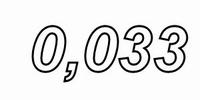 VH-AUDIO CuTf, capacitor, 0,033uF, 5%, 600V