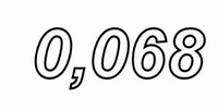 VH-AUDIO CuTF, capacitor, 0,068uF, 5%, 600V