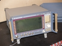 Rohde & Schwarz CMS-52, analog Radio Communications Test Set