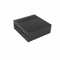 MODU Galaxy 1GX283N, 3mm black front, 230x236x82mm