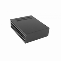 MODU Galaxy 1GX288N, 3mm black front, 230x286x82mm