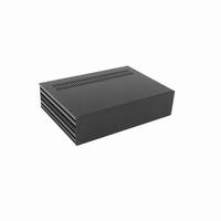 MODU Galaxy 1GX383N, 3mm black front, 330x236x82mm