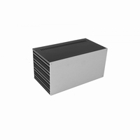 MODU Galaxy 1GX387-4U, 3mm silver front, 330x176x167mm