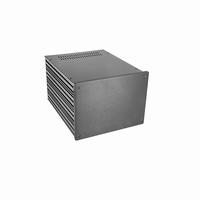 MODU Galaxy Magg. 1NGX288N-4U, 10mm schwarz, 280mm Tief<br />Price per piece