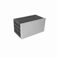 MODU Galaxy Magg. 1NGX387-4U, 10mm silver, Depth 170mm<br />Price per piece