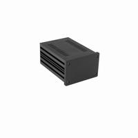 MODU Galaxy Magg. 1NGXA187N-3U, 10mm schwarz, 170mm Tief, FA<br />Price per piece