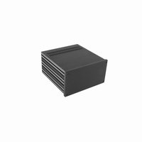 MODU Galaxy 1NGXA283N-3U, 10mm black front, 230x243x124mm