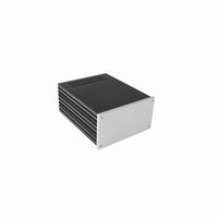 MODU Galaxy 1NGXA288-3U, 10mm silver front, 230x293x124mm