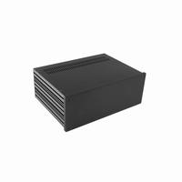 MODU Galaxy 1NGXA383N-3U, 10mm black front, 330x243x124mm