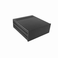 MODU Galaxy 1NGXA385N-3U, 10mm black front, 330x363x124mm