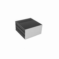 MODU Galaxy 1GX283-3U, 3mm silver front, 230x236x122mm