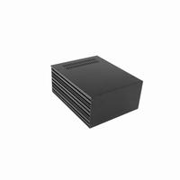 MODU Galaxy 1GX288N-3U, Depth 280mm, black front