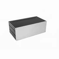 MODU Galaxy 1GX387-3U, 3mm silver front, 330x176x122mm