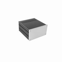 MODU Galaxy 1NGX283-3U, 10mm silver, Depth 230mm