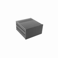 MODU Galaxy 1NGX283N-3U, 10mm black, Depth 230mm