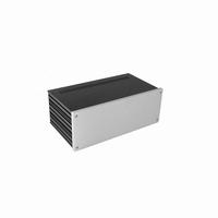 MODU Galaxy 1NGX387-3U, 10mm silver, Depth 170mm