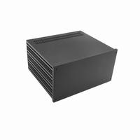 MODU Galaxy 1NGXA287N-4U, 10mm black front, 230x183x169mm