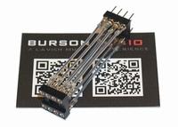 BURSON OpAmp extension cable, 8-pin DIP